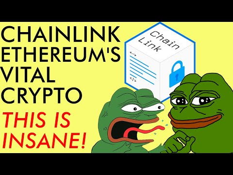 CHAINLINK – MOST CRITICAL CRYPTO ON ETHEREUM  – (explained 2020)