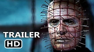 HELLRAISER JUDGMENT Official Trailer (2018) Pinhead New Movie HD