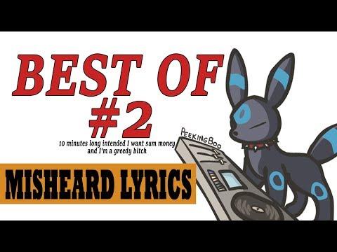 Best of Anime Misheard Lyrics #2 - Abukik
