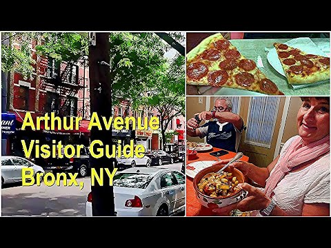 Arthur Avenue Visitors Guide Bronx Ny