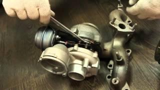 Как проверить турбину с изменяемой геометрией: видеоинструкция ABW.BY