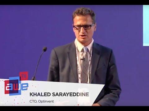 Khaled Sarayeddine (Optinvent): Optical Technologies for AR Smart Glasses