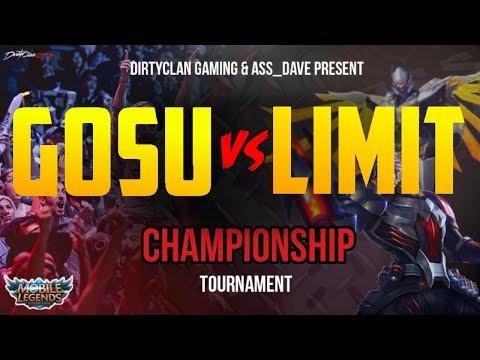GOSU vs LIMIT | WINNER BRACKET SEMI-FINAL | MOBILE LEGENDS NA S.5 CHAMPIONSHIP