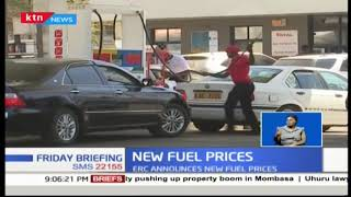 ERC announces new fuel prices