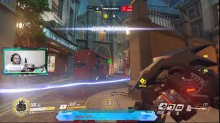 BLIZZARD'S TRASH OVERWATCH STREAM GG