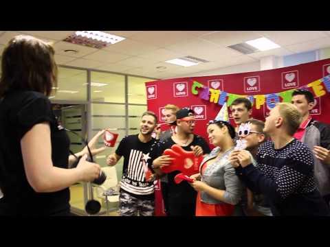 Видео, LoveRadio15. Ведущие. Что остается за кадром