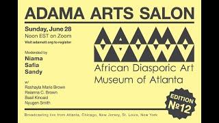ADAMA Arts Salon #12