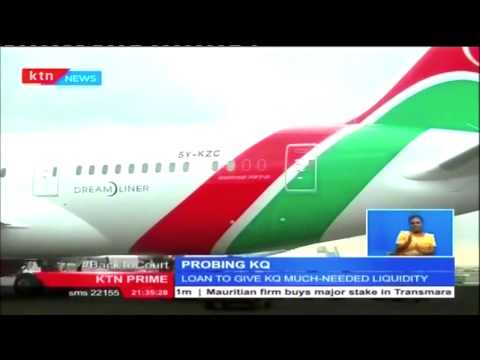 KQ to receive 20 billion shillings loan from African export-import bank on prerequisite conditions