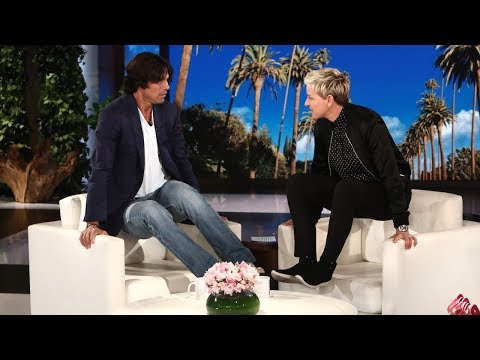 Ellen Chats with Argentine Polo Star Nacho Figueras