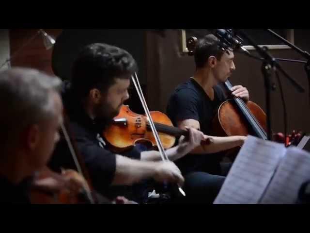 Olivier Calmel DOUBLE CELLI - jazz de chambre