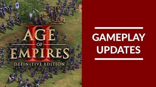 AoE2:DE - New Gameplay Features Overview