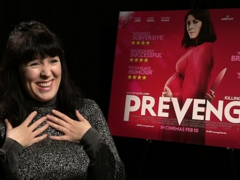 Alice Lowe's what to expect when you're expecting