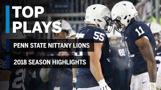 2018 Season Highlights: Penn State Nittany Lions | Big Ten Football