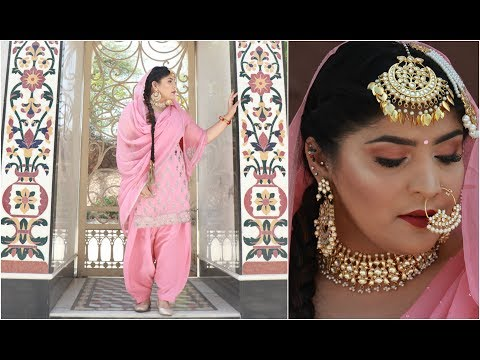 Brides Of India | The Punjabi / Sikh Bride Makeup Tutorial | Shreya Jain