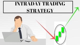 simple intraday trading Strategy :-Up side 3 Green Candle Stick Based