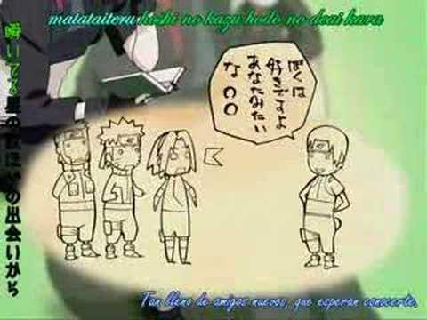 Naruto Shippuuden Ending 3