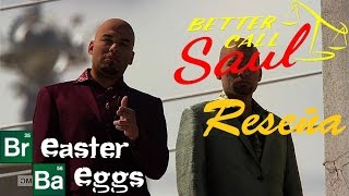 "♎ BETTER CALL SAUL: Reseña Cap. 6, Temp. 2 (Breaking Bad Easter eggs / ""Bali Ha'i"")"