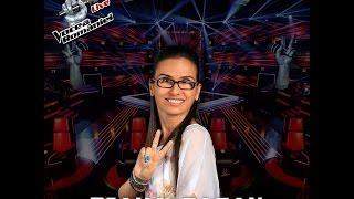 Diana Cazan-Cine te crezi(Feli)-Vocea Romaniei 2015-LIVE 2- Ed. 12-Sezon5