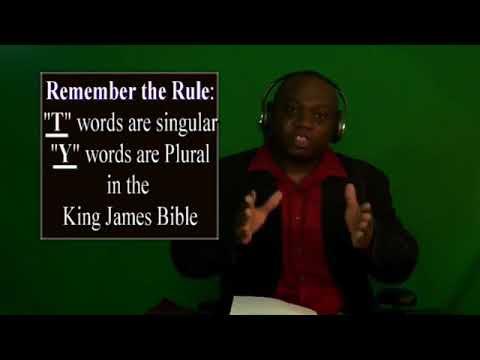 The King James Bible vs. Modern Bible Versions