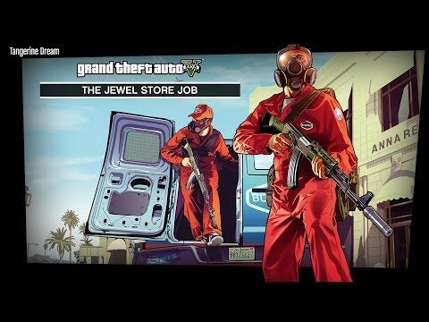 GTA V Heist Soundtrack — The Jewel Store Job