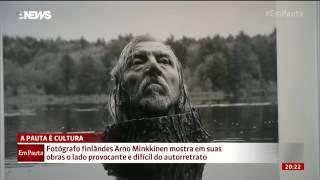 GloboNews -  Arno Rafael Minkkinen  - SESC