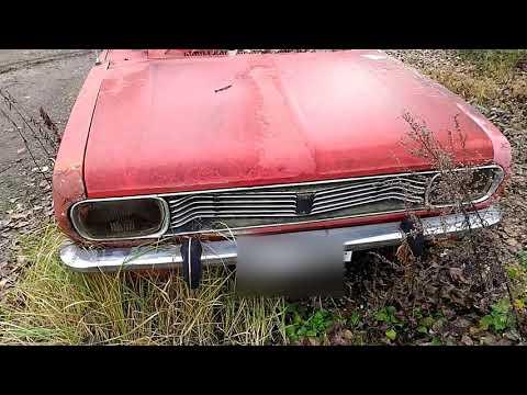 Našli Jsme Vrak Vozu Chrysler 180, Nevypadá úplně Zle, Stálo By Za To Ho Zachránit
