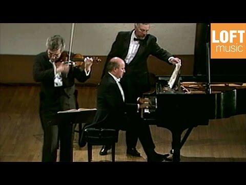 Pinchas Zukerman & Marc Neikrug: Beethoven - Violin Sonata No. 9, Op. 47 (Kreutzer Sonata)