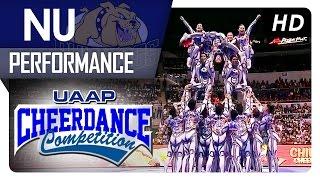 NU Pep Squad | Performance | UAAP 79 CDC