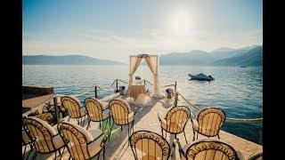Свадьба в Черногории на площадке Каруба Юлии и Мухаммеда