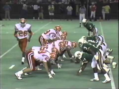 UTEP at Hawaii 1988  - 2nd half