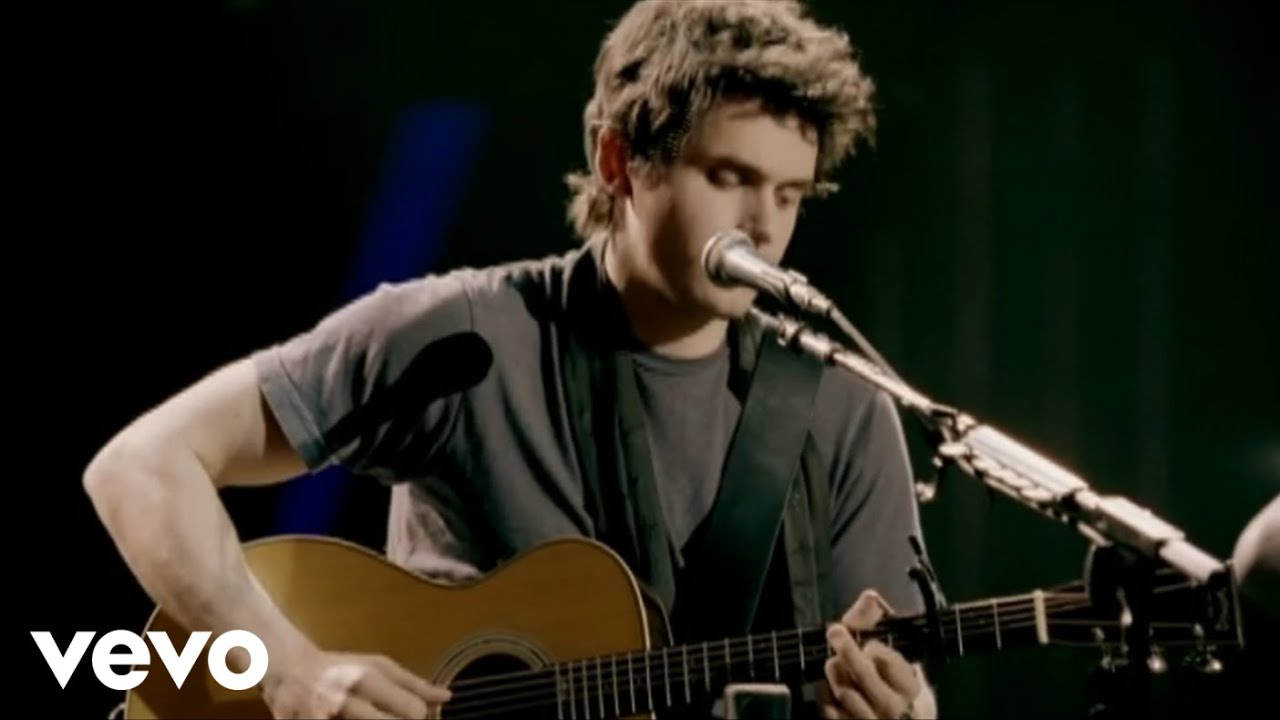 john mayer youtube