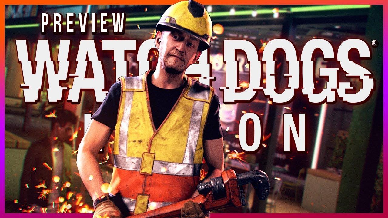 WATCH DOGS: LEGION 📱 Preview 2/7: Bob der Baumeister auf heißer Spur