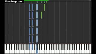 Stay by Rihanna Free Piano Cover Tutorial - pianoforge.com