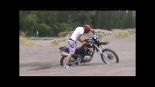 Picada moto Brava Vs Keller