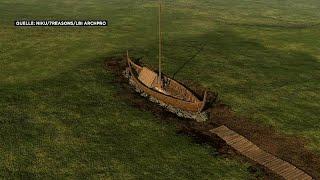 Sensation: Wikingerschiff entdeckt