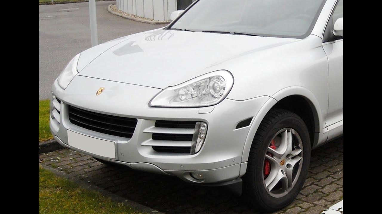 iJDMTOY Porsche Cayenne Switchback LED Side Marker Demonstration