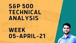 S&P 500 Technical Analysis - Week 05-April-2021
