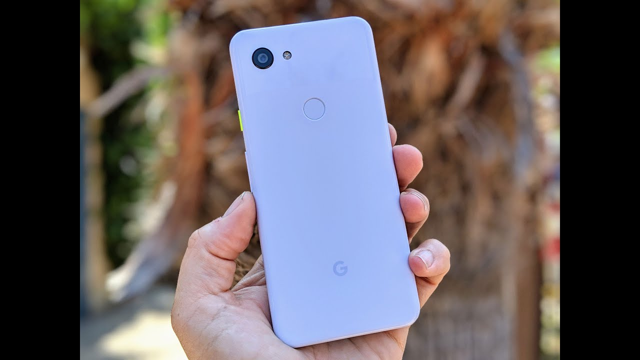 Google Pixel 3a unboxing: the best phone camera for just $399!
