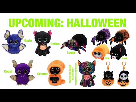 Ty News Friday (Ep. 06) ~ Codys Beanie Boos