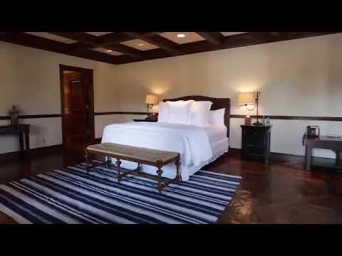 Inside Neverland Ranch Bedroom
