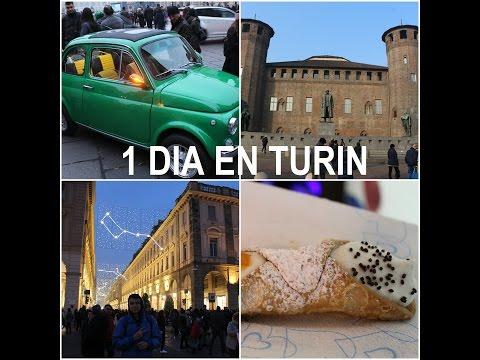 1 Día En Turin-Una Hermosa Ciudad