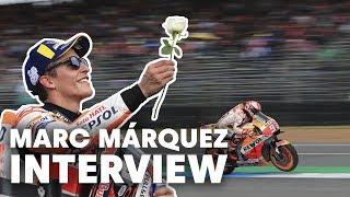Interview with 2018 MotoGP World Champion Marc Márquez | MotoGP 2018