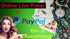 Paypal Live Poker Online Casino
