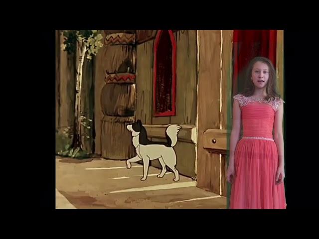 Изображение предпросмотра прочтения – ДжабраилЗекеев читает произведение «Сказка о мёртвой царевне и о семи богатырях» А.С.Пушкина
