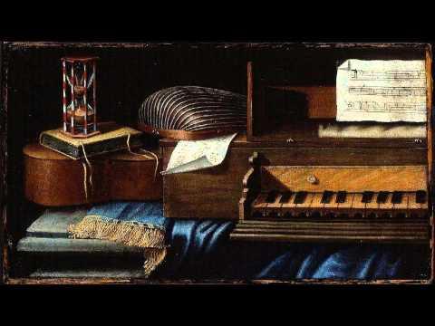 M. Corrette - Organ Concerto No.1 in G major, Op.26 (Paul Jenkins, organ / Musica Franca)