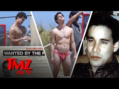 Darren Criss From Glee Makes a Great Serial Killer | TMZ TV
