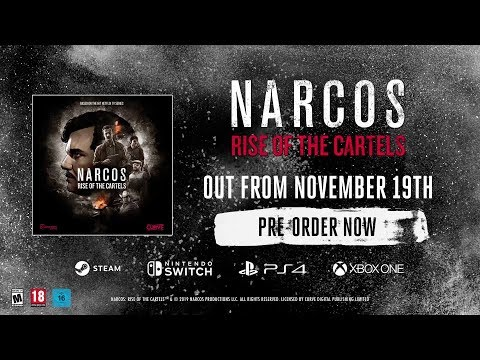 Игра Narcos: Rise of the Cartels выйдет на Xbox One 22 ноября