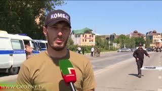 Попытка теракта в Шалинском районе и Грозном. 20 августа 2018 год