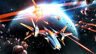 I Became The GALAXY'S BEST Space Fighter in Redout Space Assault