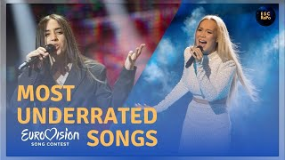 Eurovision | Most Underrated/Robbed Songs - My Top 30